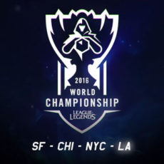League of Legends Worlds 2016 Winner Odds