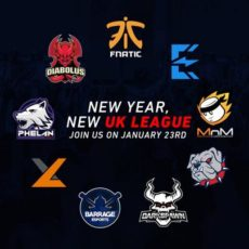 Official LVP UK Teams Confirmed