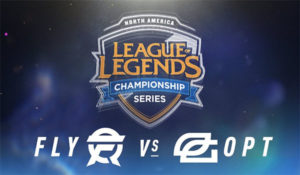 FlyQuest vs Optic Gaming NA LCS Summer Split 2019 Week 2